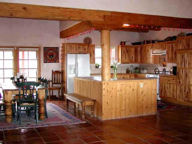 hartville country kitchen s hacienda taos nm 2 bedroom vacation house 1585