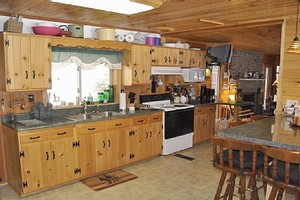Fully Appointed Kitchen with all the Amenities
