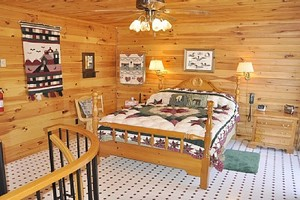 Master Suite with Sitting Deck and Incredible View