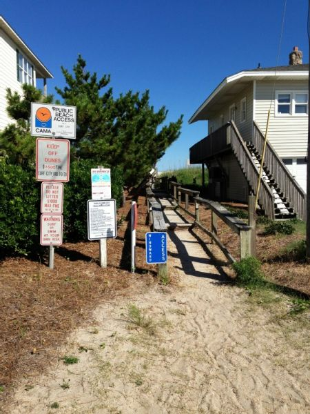 Windward Dr. Beach Access