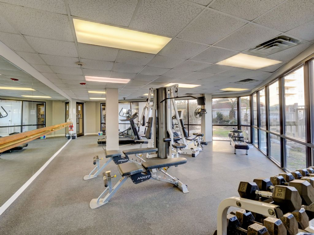 Fitness Centre- Building 2