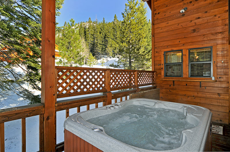 Another Hot Tub View