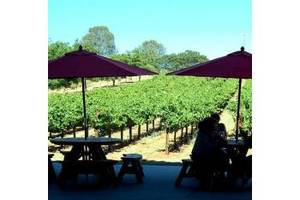 Picnic Area at Tasting Room