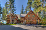 Paradise Point - Lakefront Carnelian Bay California Tahoe Luxury Properties