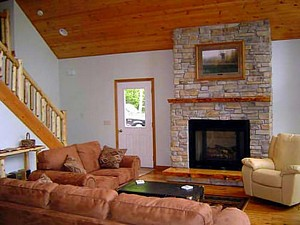 Birch Lake Chalet - Wisconsin Vacation Rental Home