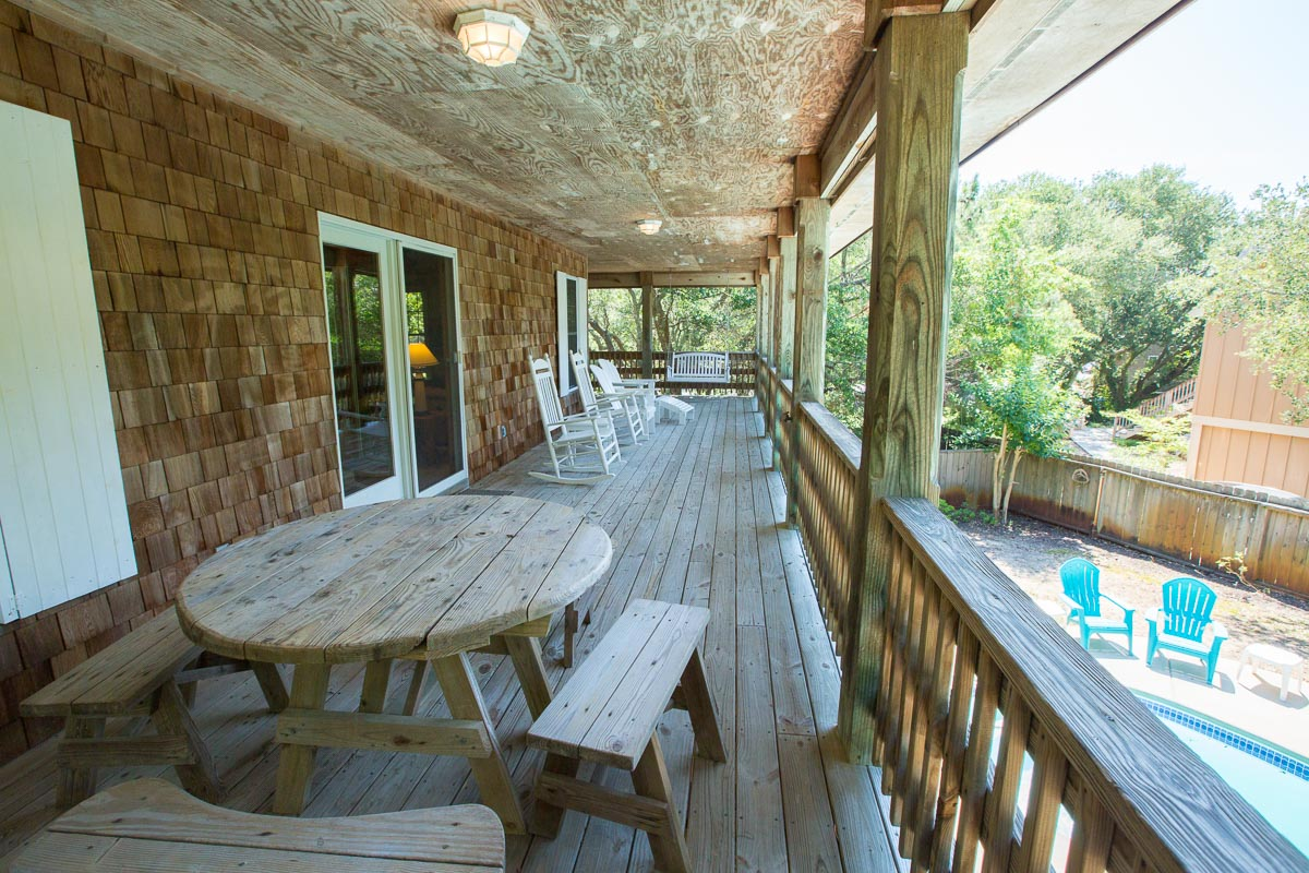 Covered Deck 2017
