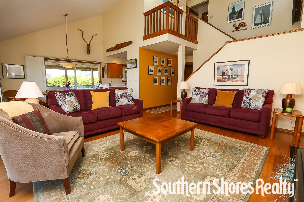 1140   KNOCK ON WOOD : Vacation Place For Rent In Duck North Carolina