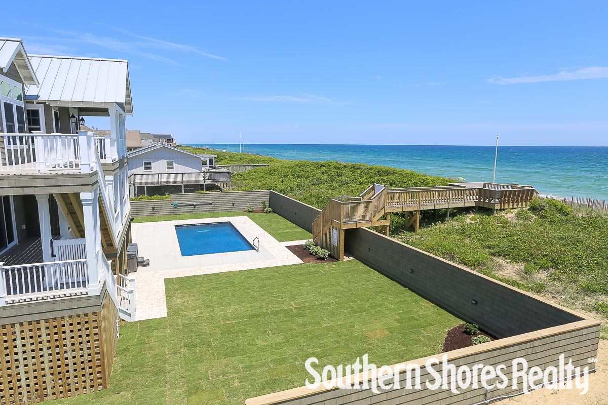 Oceanfront Outer Banks Vacation Rental