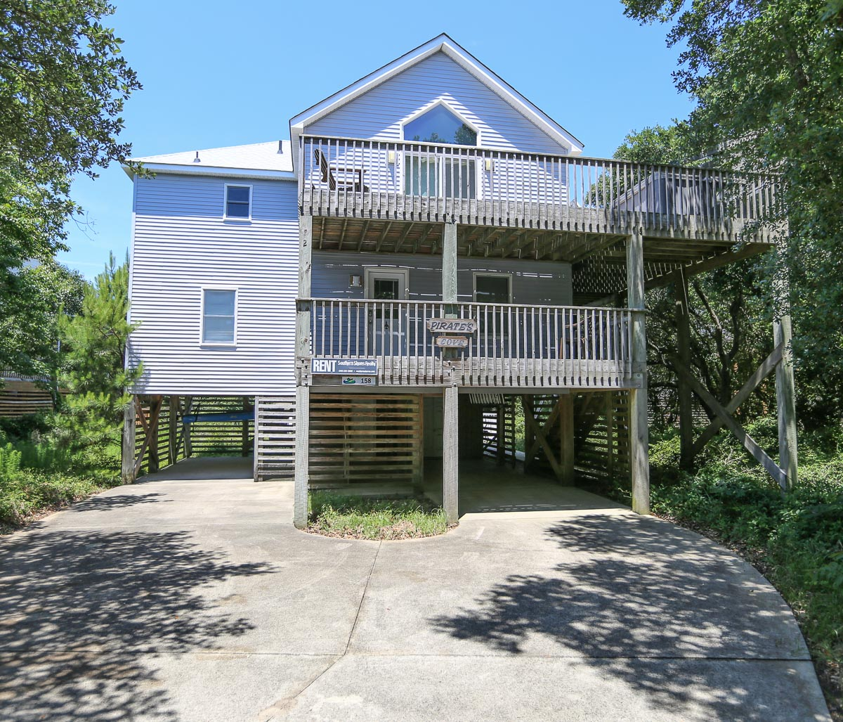 Oceanside Outer Banks Vacation Rentals 2019