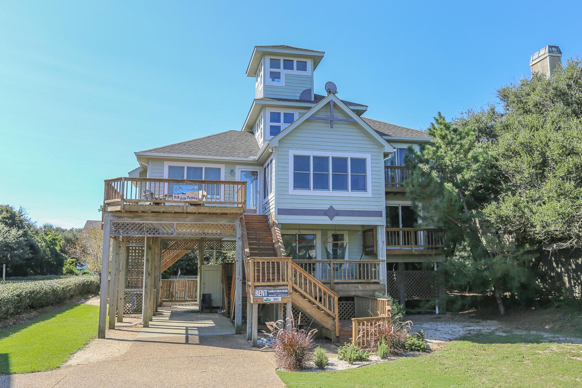 Oceanside Outer Banks Vacation Rental 2017