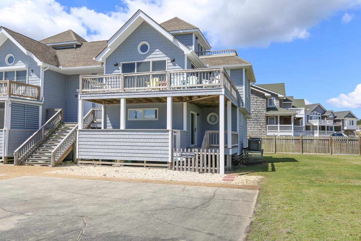 Semi-Oceanfront Outer Banks Vacation Rental 2019