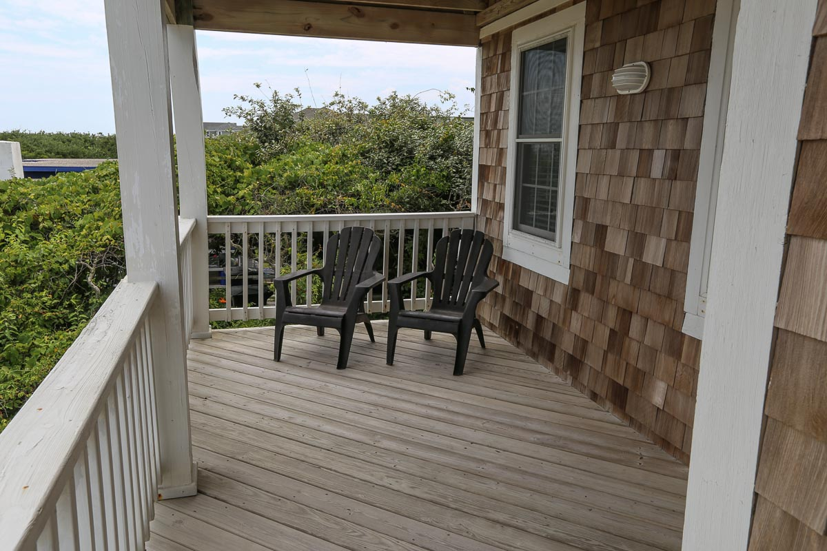 Front deck entry level 2019