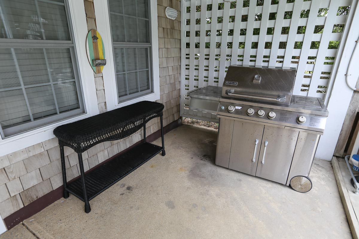 Grill area by pool 2019