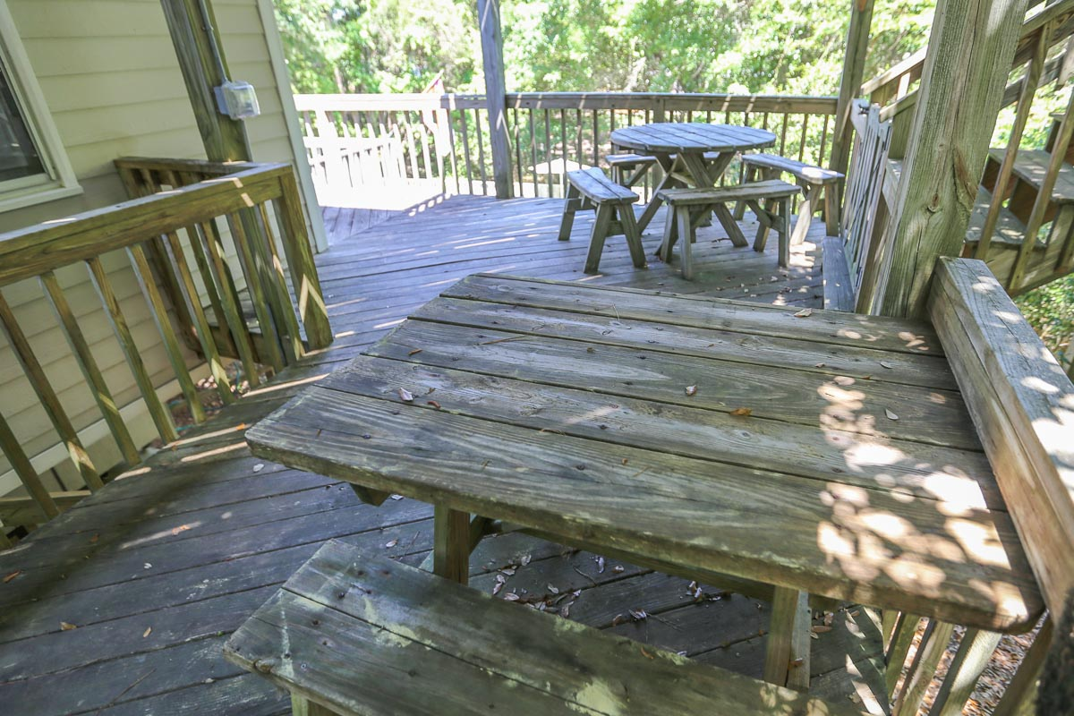 Covered deck 2019
