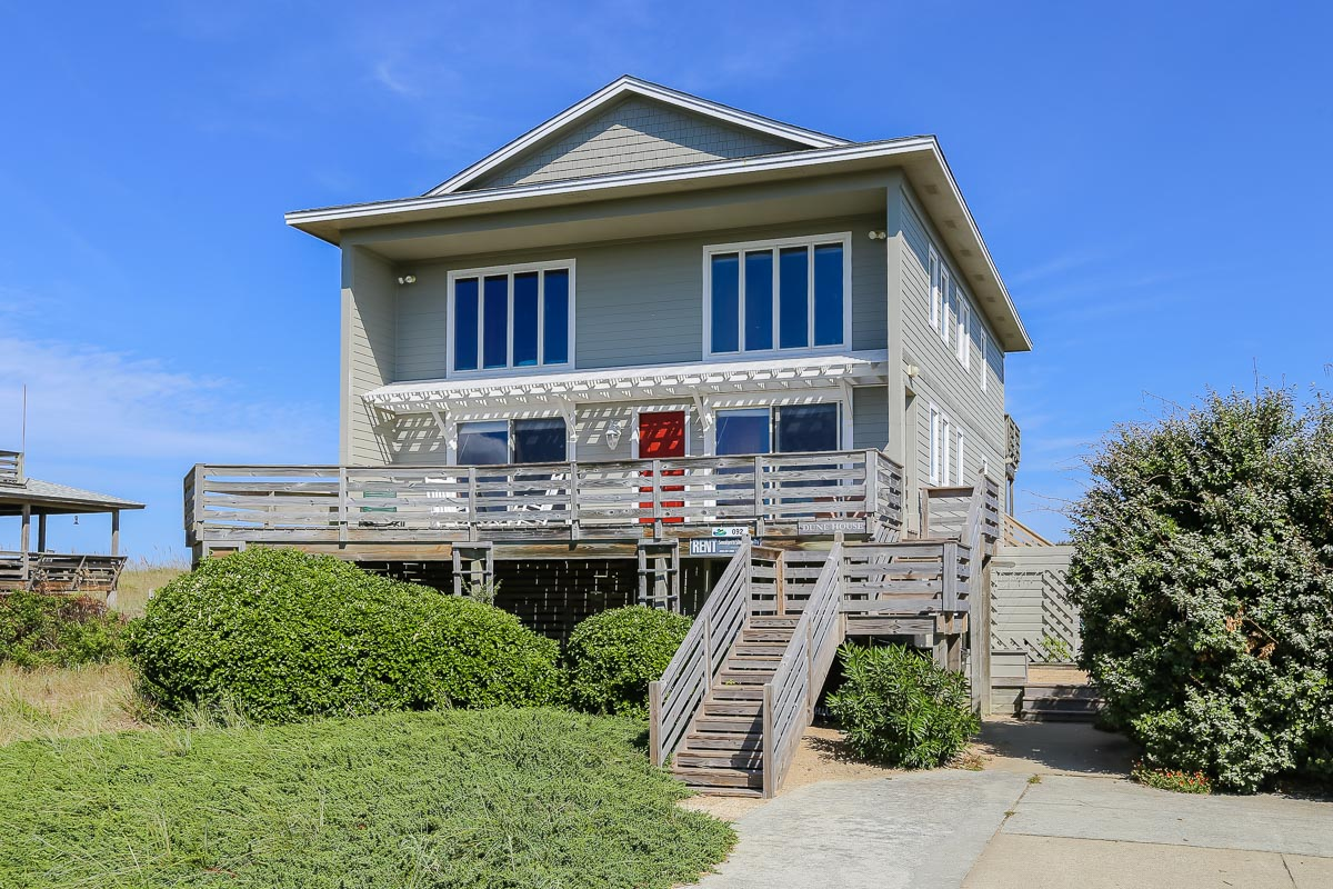 Oceanfront Outer Banks Vacation Rental 2018