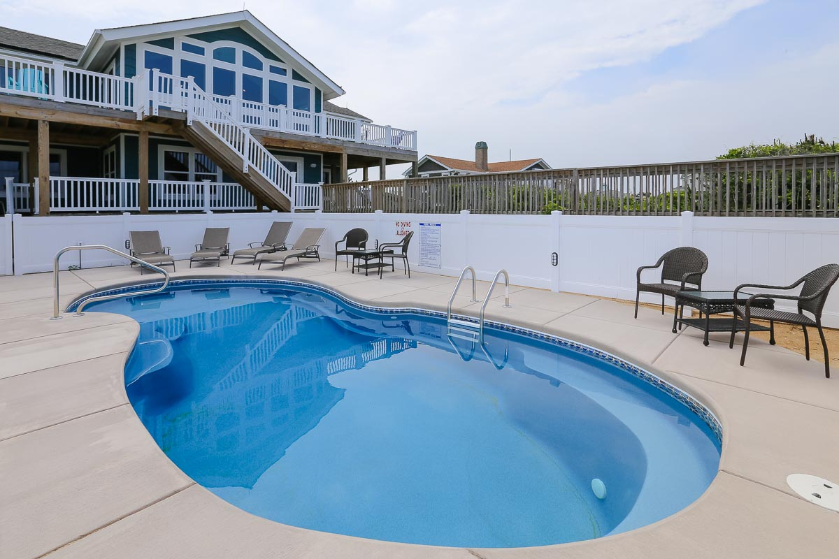 Oceanfront Outer Banks Vacation Rental 2016