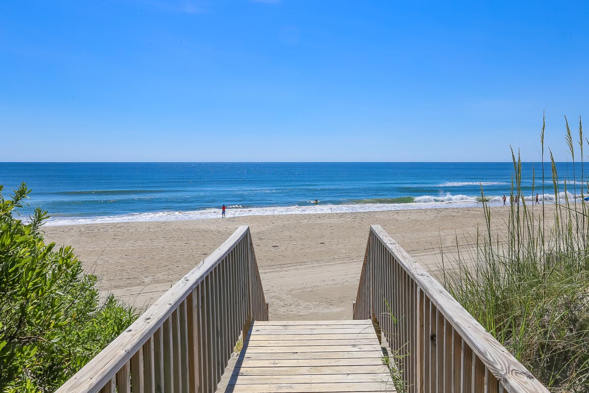 Ocean View from Private Walkway 2019