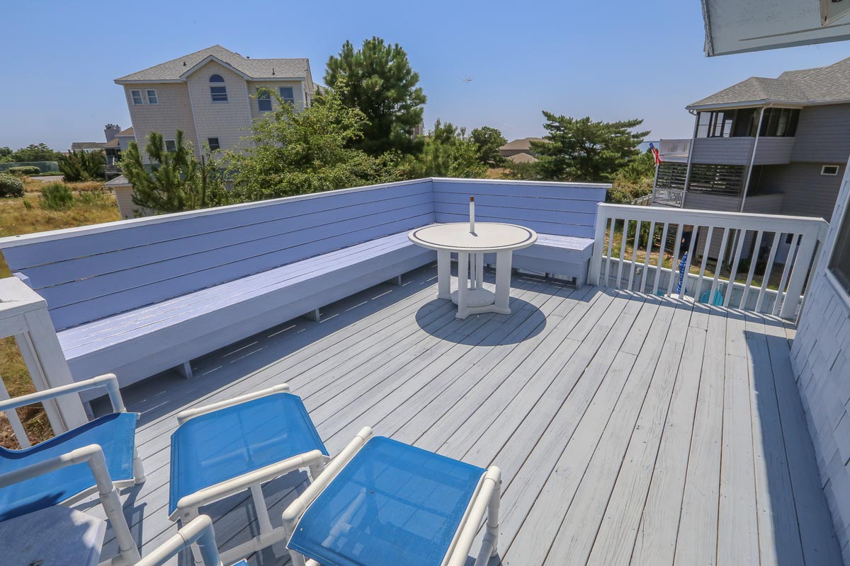 Entry Deck 2019; Mid Level Sound Side
