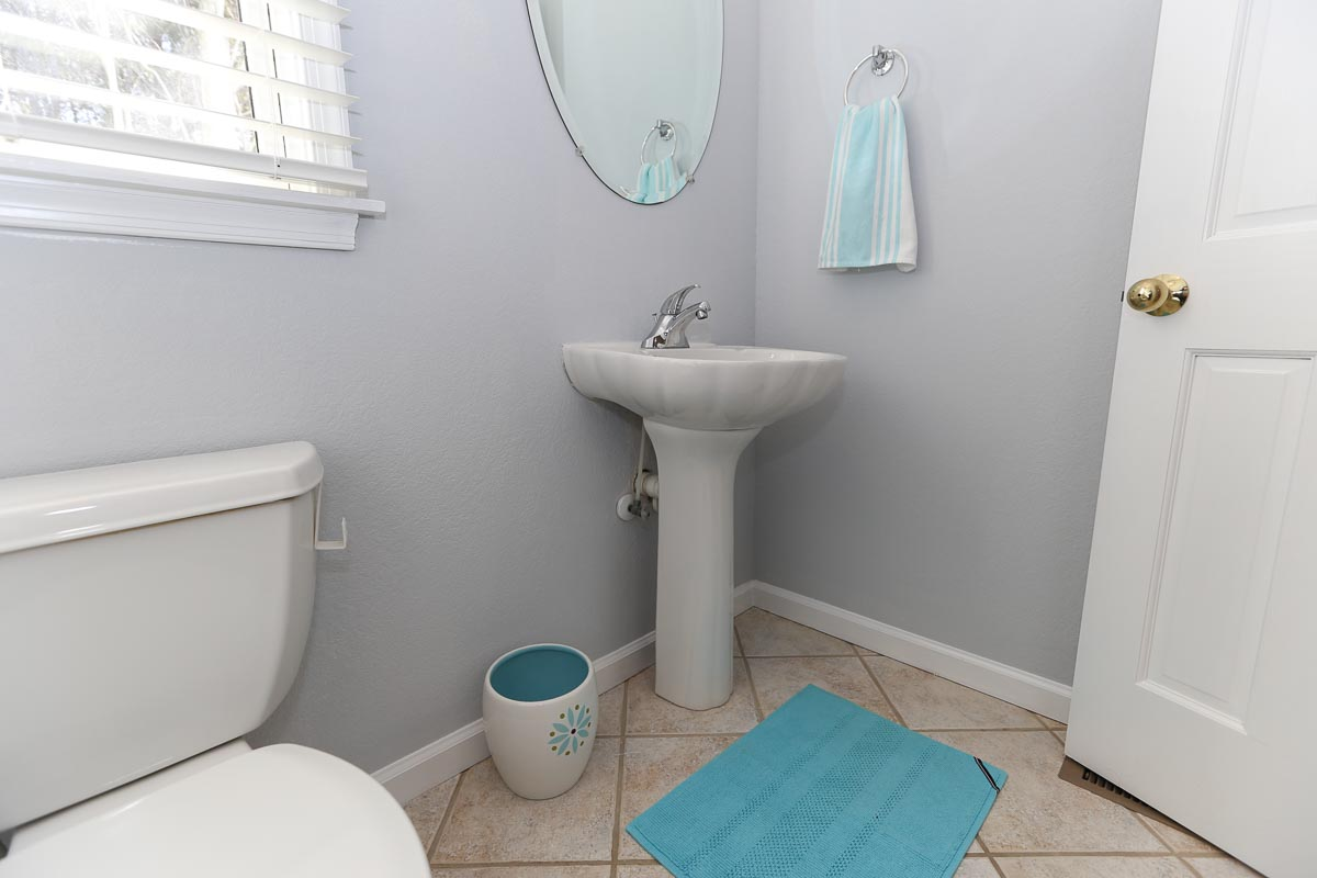 Bathroom 1 2019; main level