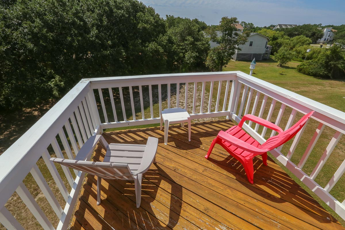 Master Bedroom Top sun deck 2019