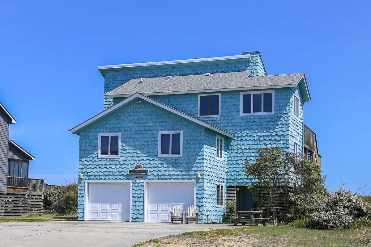 Oceanfront Outer Banks Vacation Rental 2019