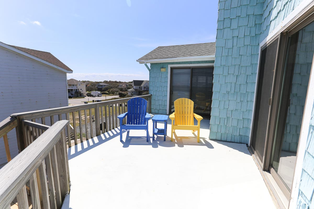 Top outside deck 2019