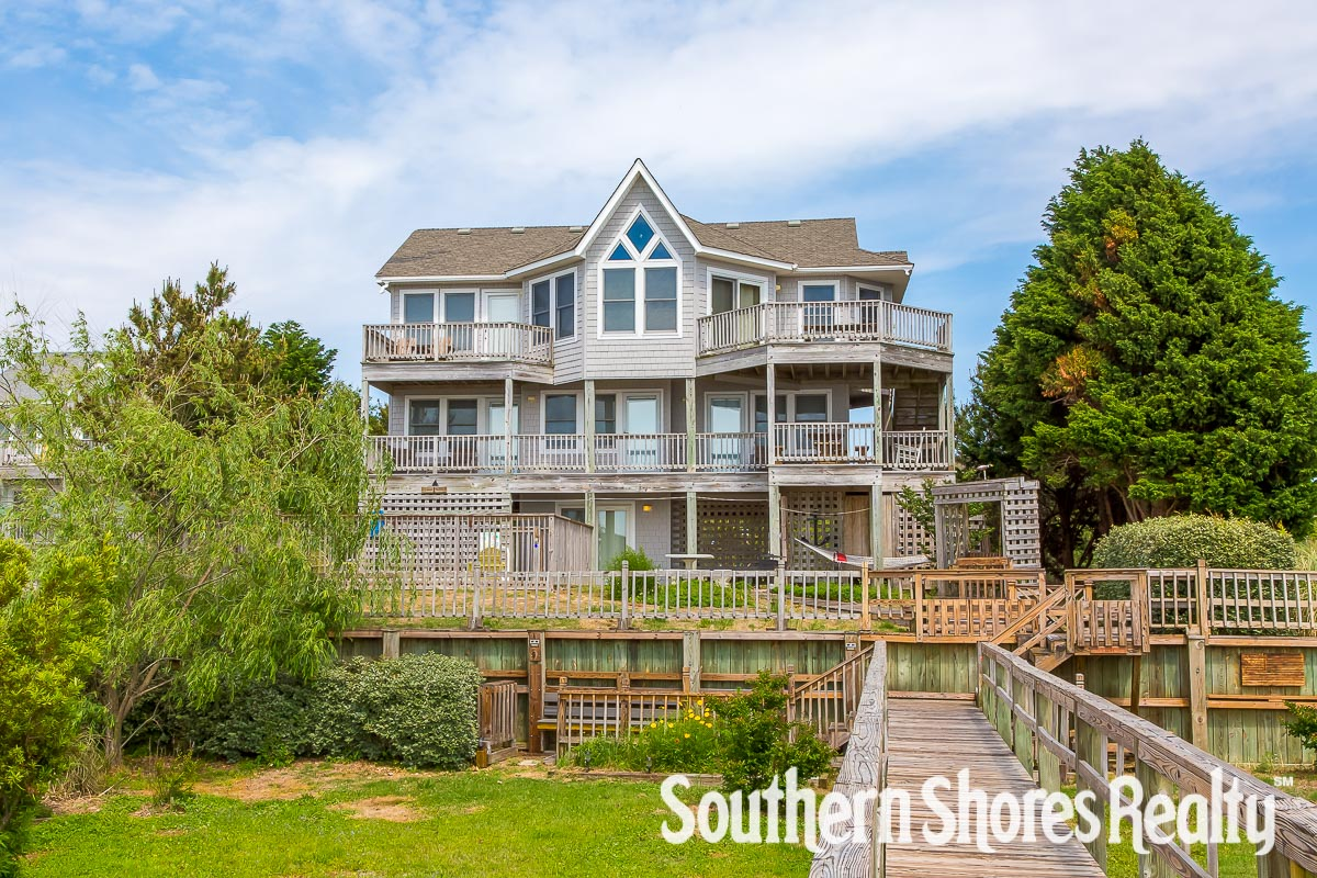 Soundfront Outer Banks Vacation Rental