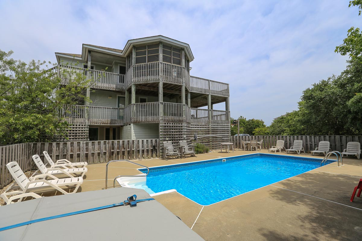 Oceanside Outer Banks Vacation Rental 2019
