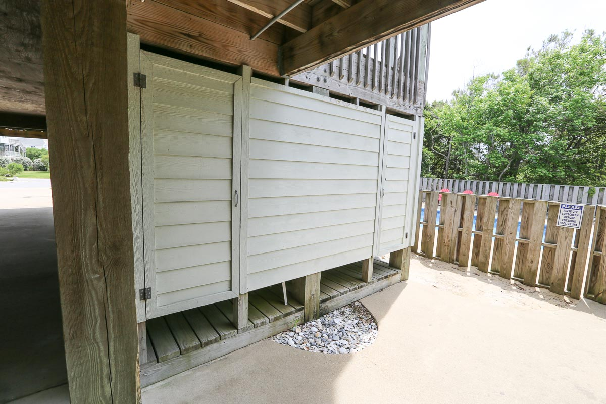 Outdoor Shower 2019