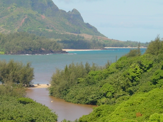 Hanalei to Ha'ena, so much to discover