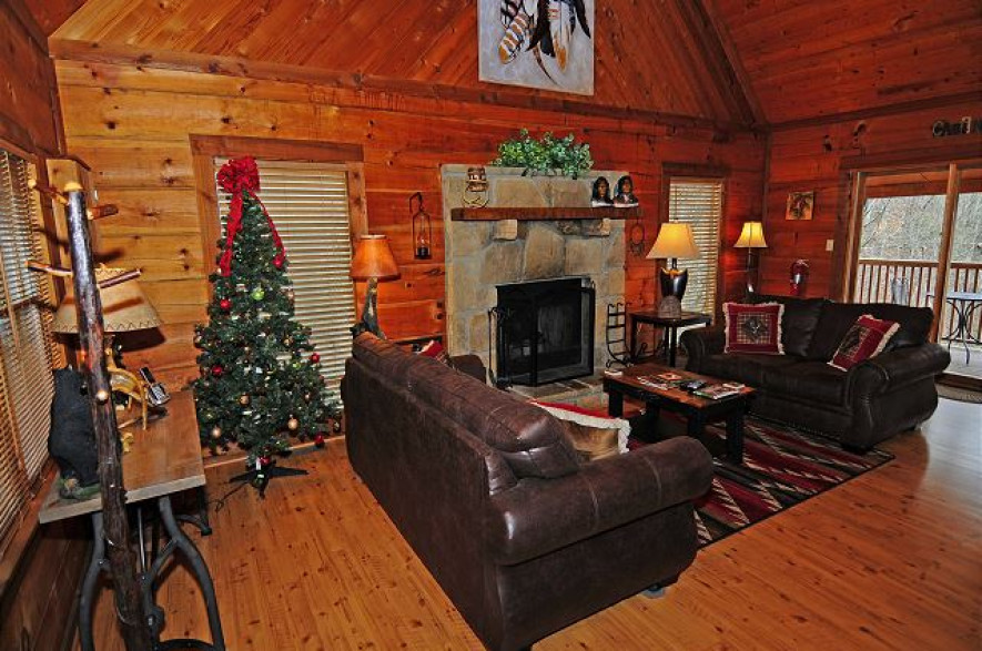 Christmas In Tennessee Vacation.2307 Cherokee Winds