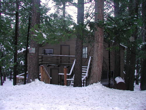 Cold Lake Dodge >> VACATION CABIN #17: Place To Stay On Vacation 3 Bedroom 2 Full Bathroom Cold Springs California ...