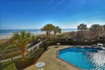 Myrtle Beach oceanfront 2 bedroom vacation rental on the beach