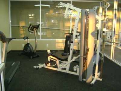 Exercise Area at Towers