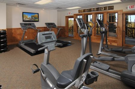 Fitness Room (Short Drive)