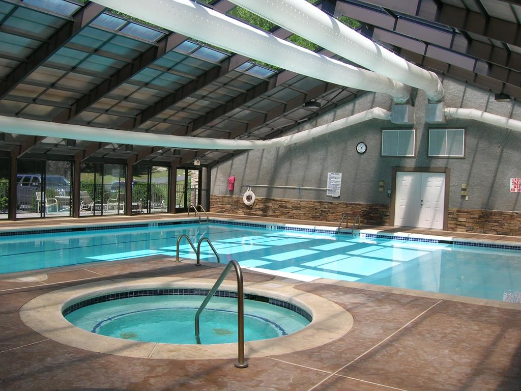 Indoor Swimming Pool Area--- Short Drive