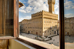 Florence Italy penthouse rental just simply breath taking views