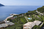 Beautiful Views of the Italian Riviera in this 6 bedroom luxury villa rental