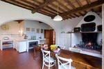 Villa Montecristo offers a spacious country style kitchen en