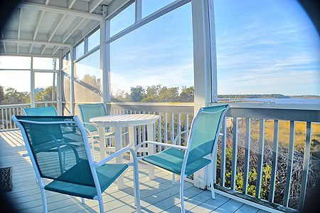 Screened Porch Additional View