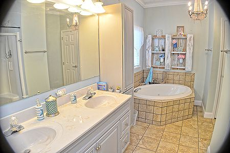 Bottom Floor Master Bath