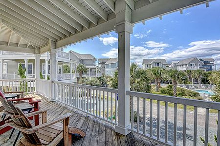 Additional Covered Porch / Deck Views