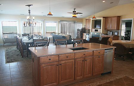 Living / Dining / Kitchen