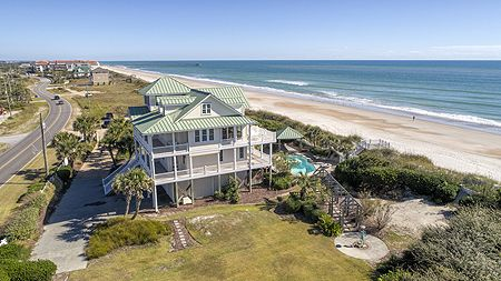 Complete Privacy - Enclosed 3 Oceanfront Lots