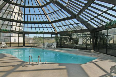 Community Indoor Pool and Hot Tub