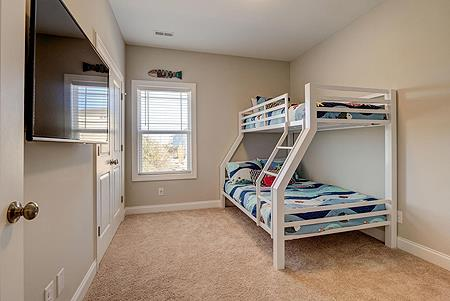 2nd Level Bunk Room