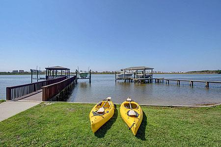 Enjoy the Ease of Boating and Kayaking