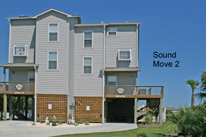 Streetside view of Sound Move II