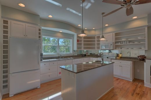 Kitchen with Custom Cabinetry