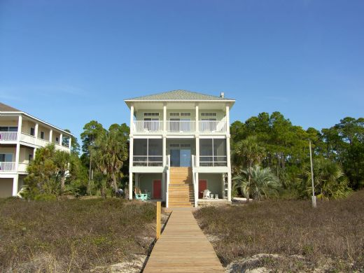 Beachside Exterior